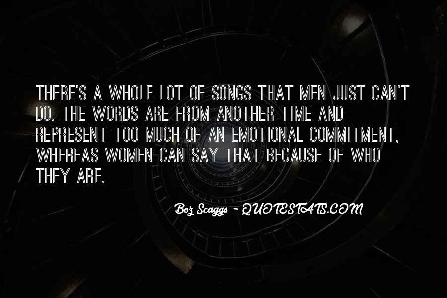 Boz Scaggs Quotes #1472373