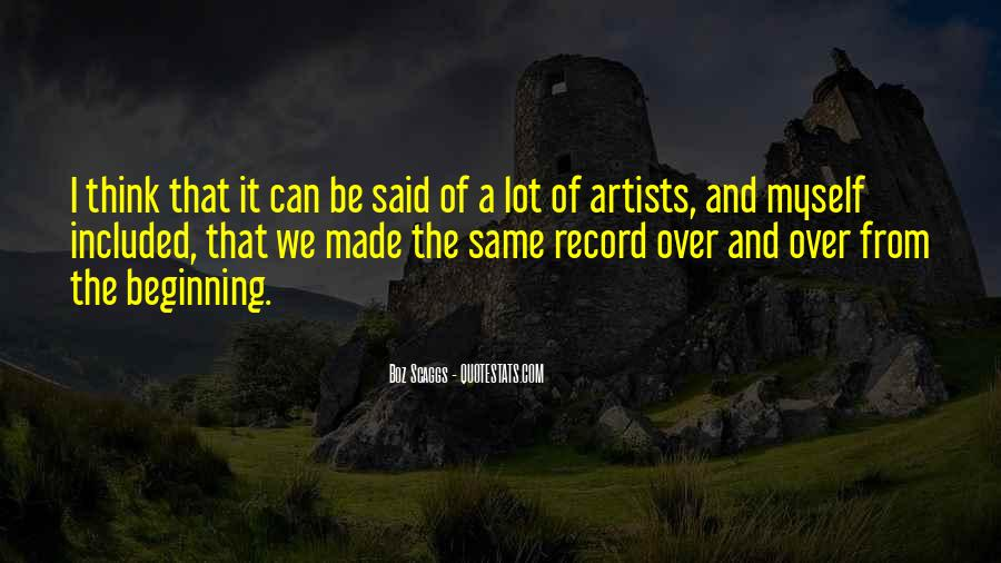 Boz Scaggs Quotes #464048