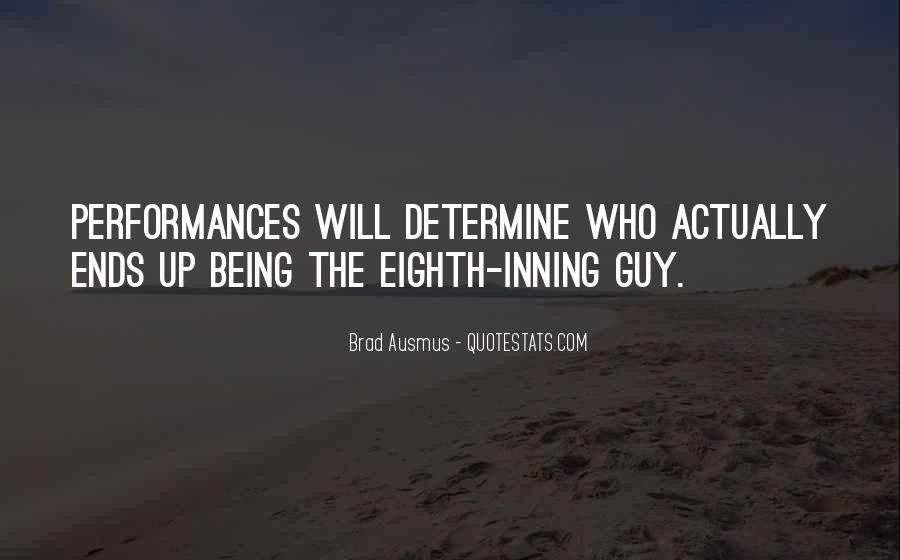 Brad Ausmus Quotes #1146211