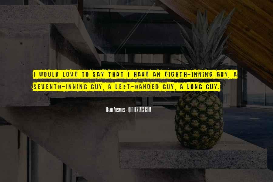 Brad Ausmus Quotes #1172638