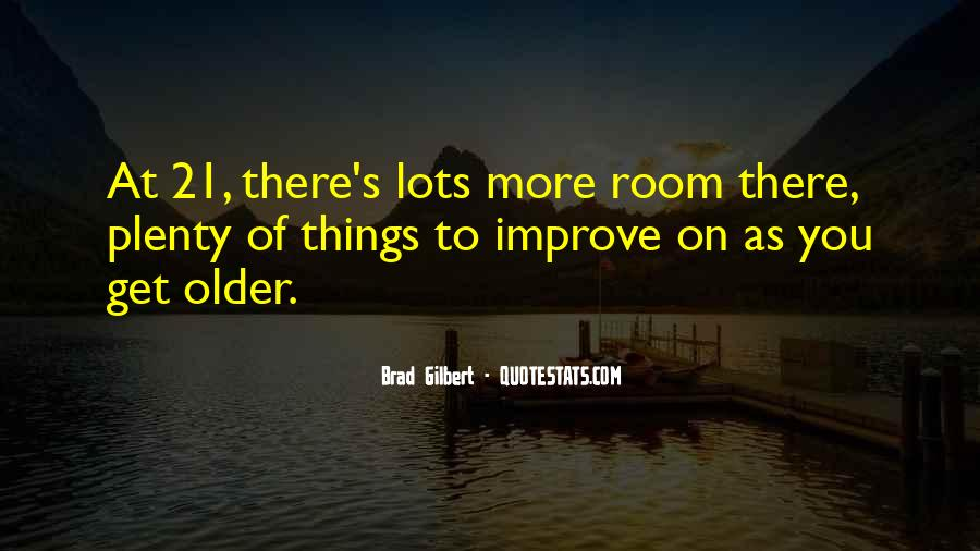 Brad Gilbert Quotes #1537689
