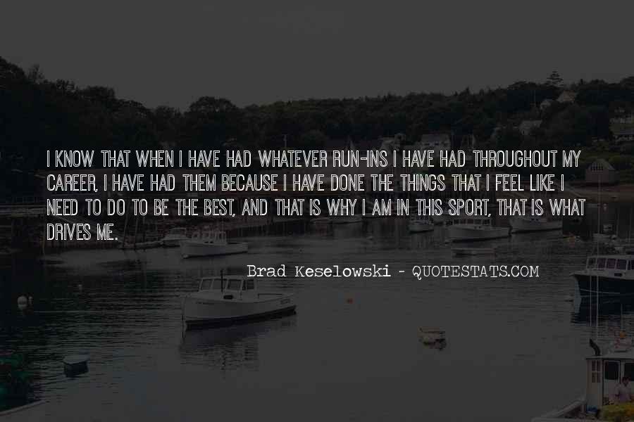 Brad Keselowski Quotes #312315