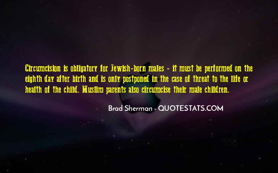 Brad Sherman Quotes #1737393