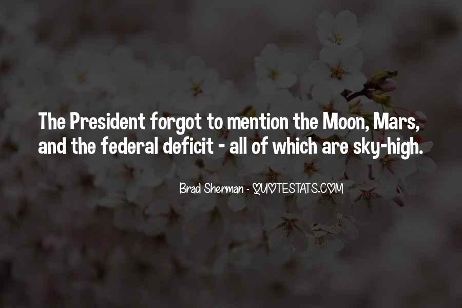 Brad Sherman Quotes #302220