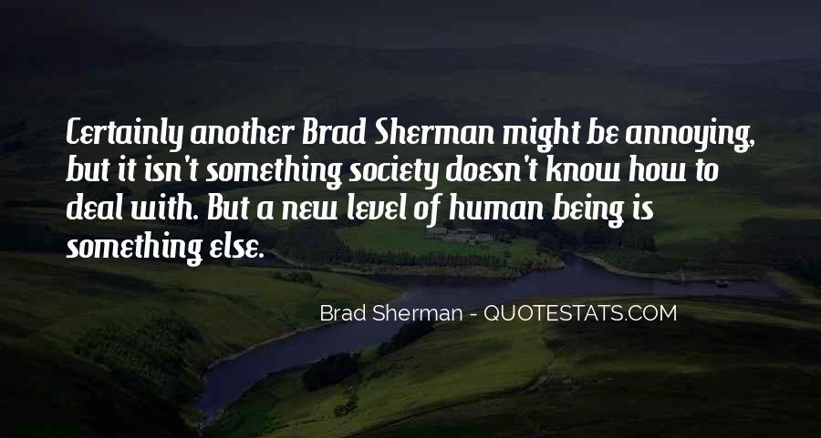 Brad Sherman Quotes #569060