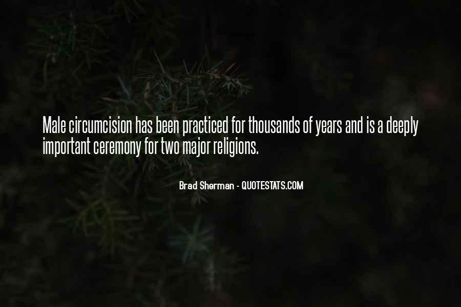 Brad Sherman Quotes #804858
