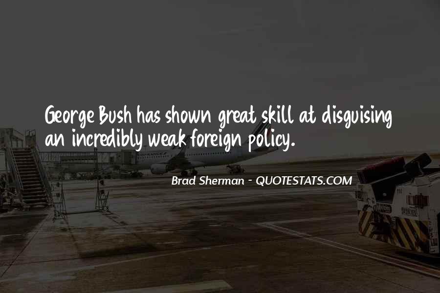 Brad Sherman Quotes #845038