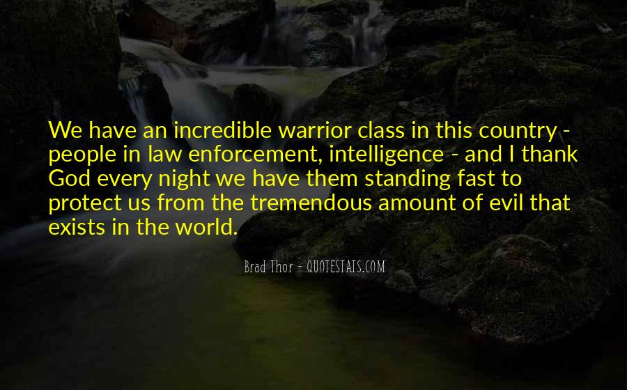 Brad Thor Quotes #1116957