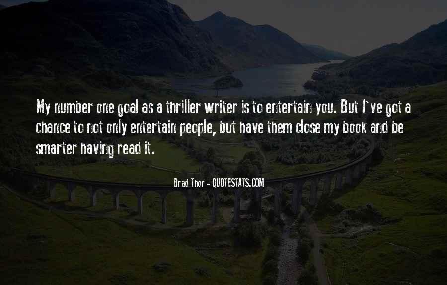 Brad Thor Quotes #1380020
