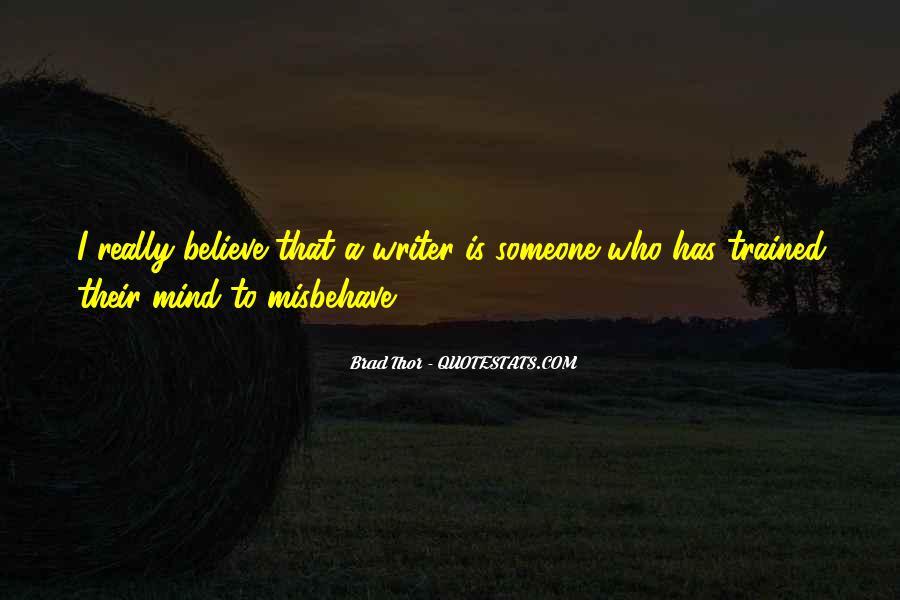 Brad Thor Quotes #1381261