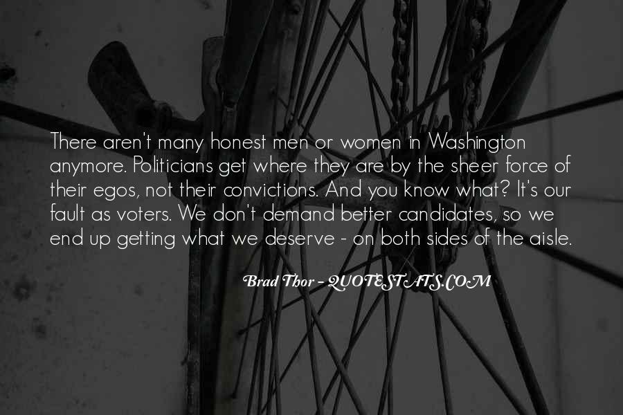 Brad Thor Quotes #1389696