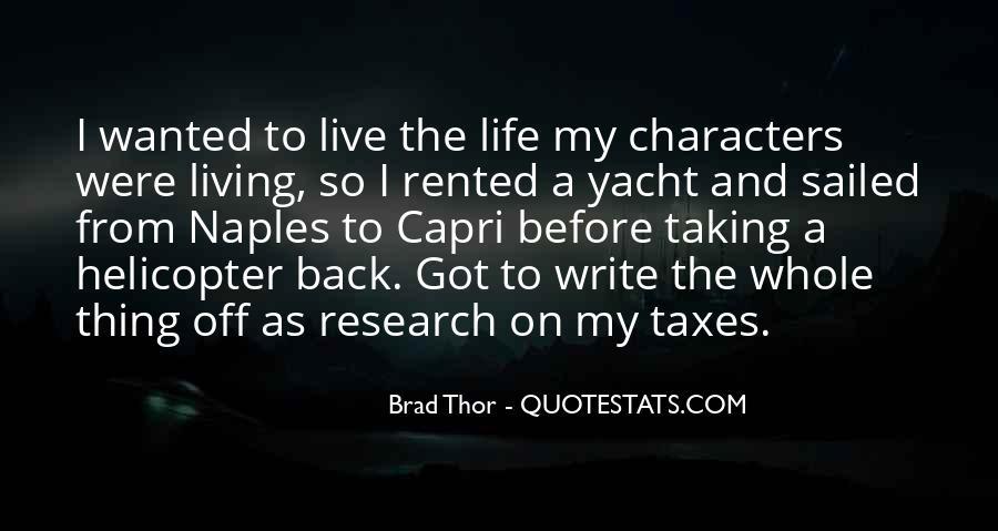 Brad Thor Quotes #1438746