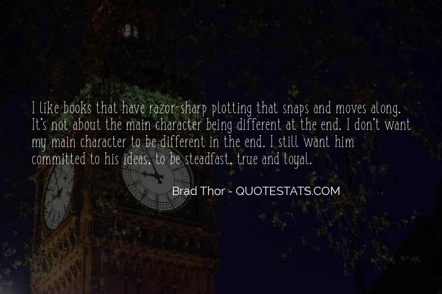 Brad Thor Quotes #1576850