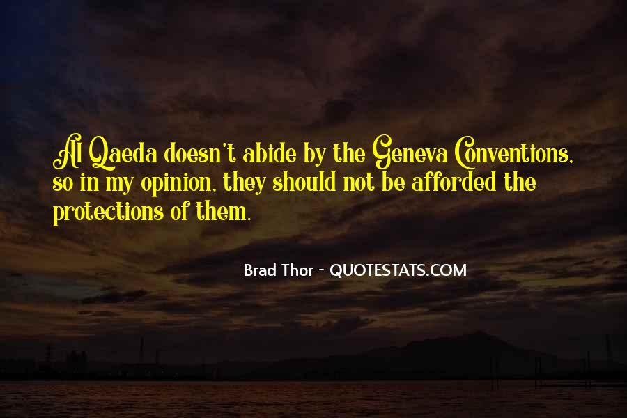 Brad Thor Quotes #1682181