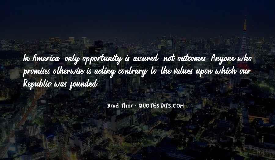 Brad Thor Quotes #1738802