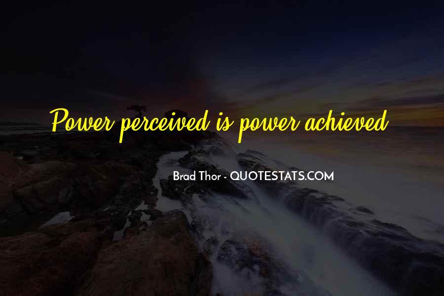 Brad Thor Quotes #301761