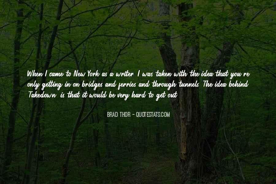 Brad Thor Quotes #382394