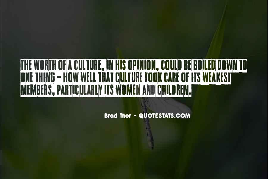 Brad Thor Quotes #383302