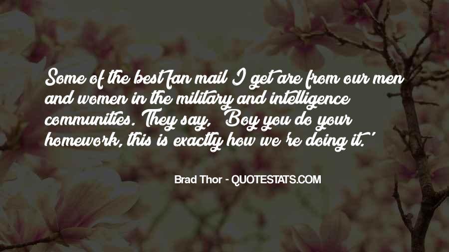 Brad Thor Quotes #509448