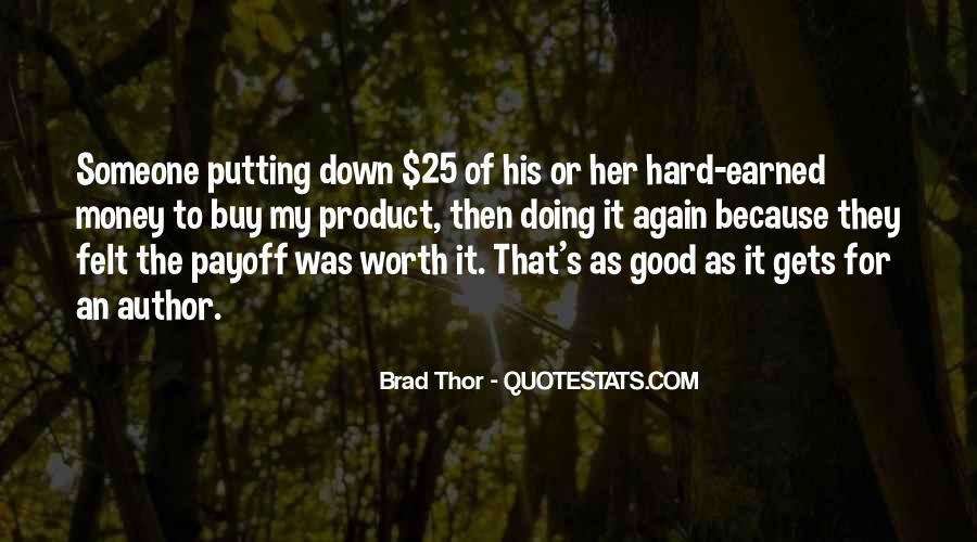 Brad Thor Quotes #536328