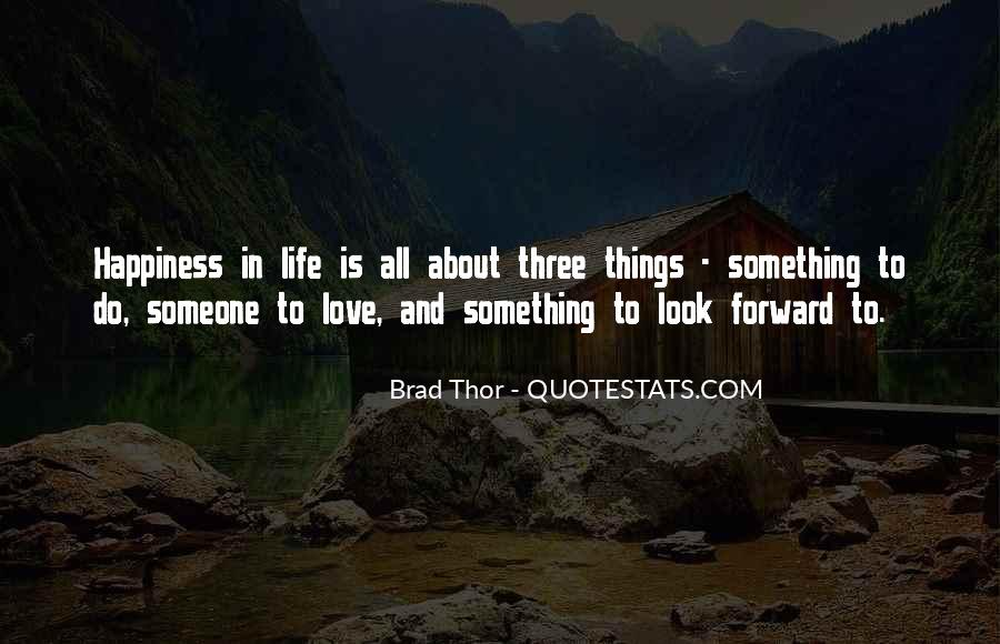 Brad Thor Quotes #690890