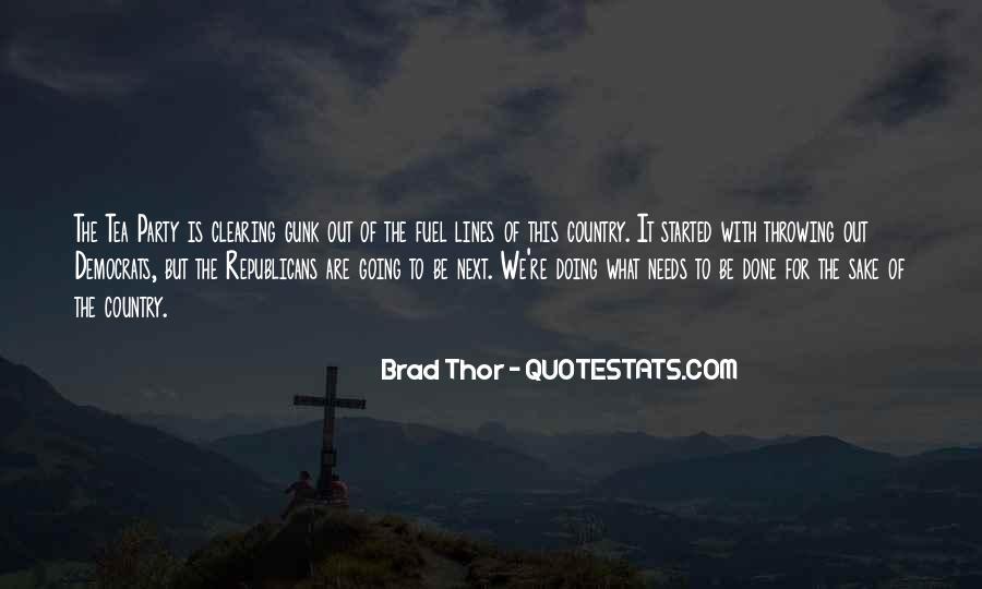 Brad Thor Quotes #842736
