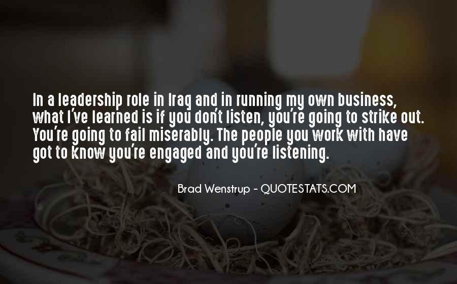 Brad Wenstrup Quotes #1535216