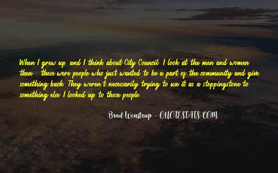 Brad Wenstrup Quotes #1551655