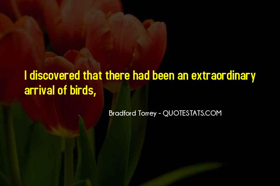Bradford Torrey Quotes #1850810