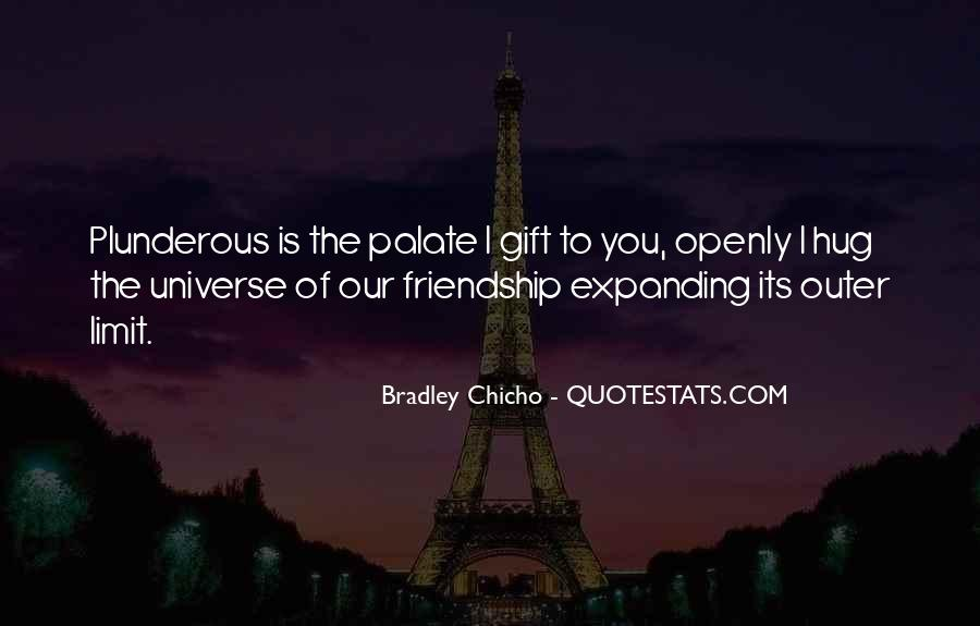 Bradley Chicho Quotes #1089066