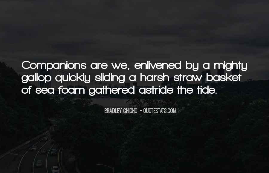 Bradley Chicho Quotes #1127612