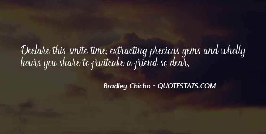 Bradley Chicho Quotes #1637828