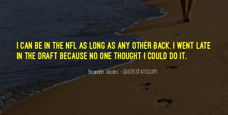 Brandon Jacobs Quotes #1026706