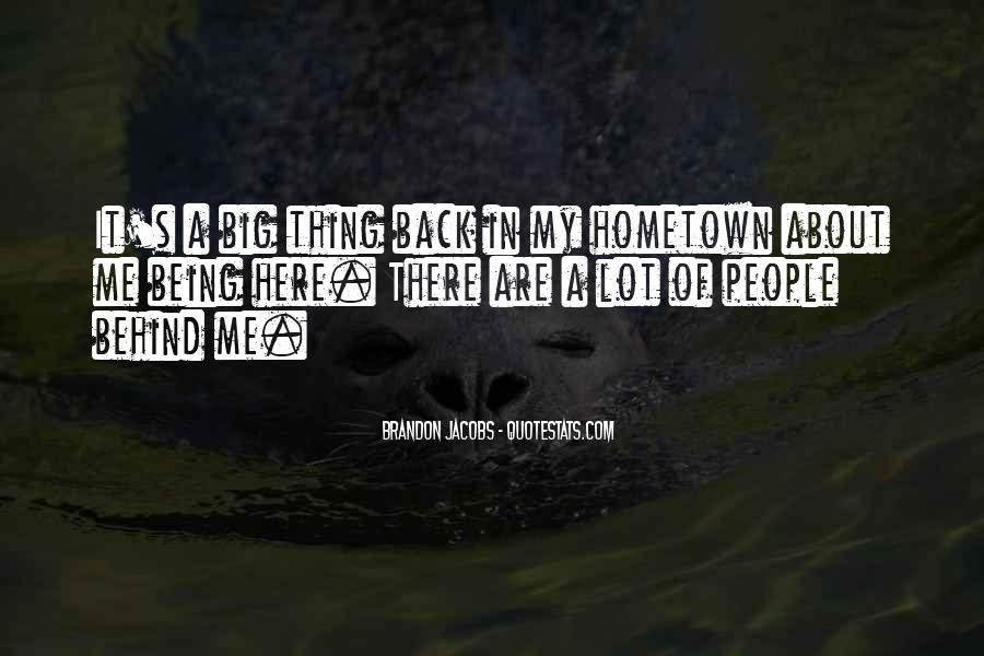 Brandon Jacobs Quotes #1076591