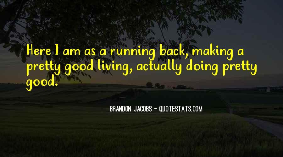 Brandon Jacobs Quotes #1532672
