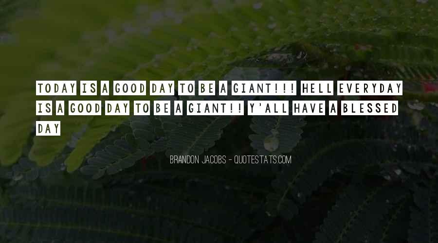 Brandon Jacobs Quotes #174155