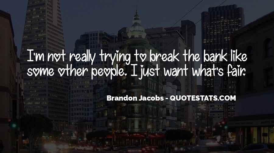 Brandon Jacobs Quotes #595681