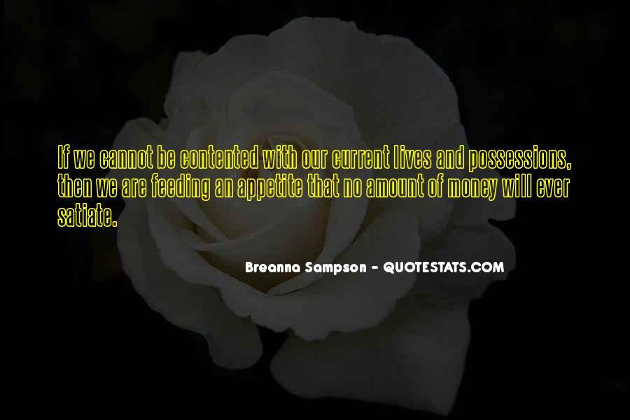 Breanna Sampson Quotes #1282448