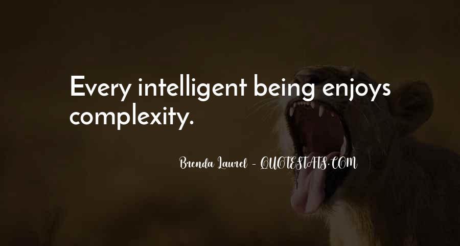 Brenda Laurel Quotes #1076264