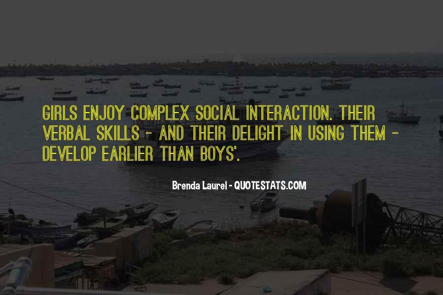 Brenda Laurel Quotes #1560705