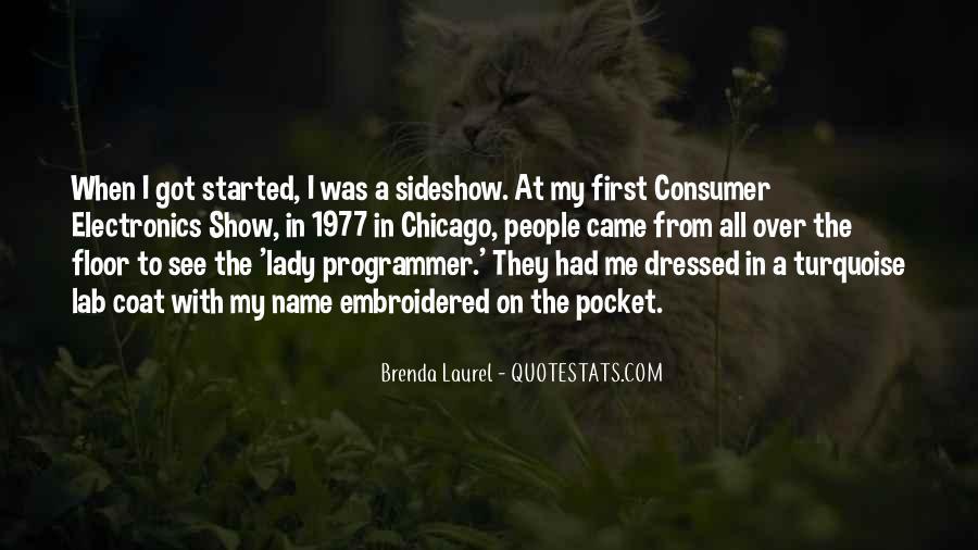 Brenda Laurel Quotes #652034