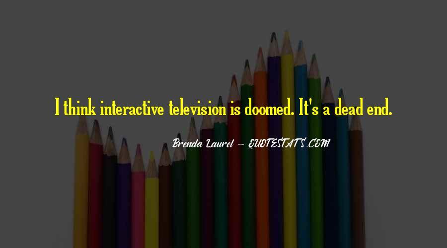 Brenda Laurel Quotes #727619