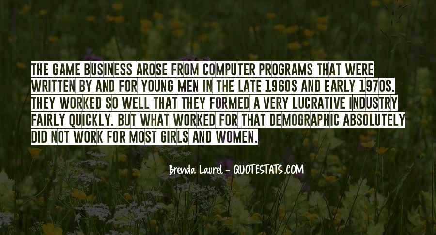 Brenda Laurel Quotes #815126