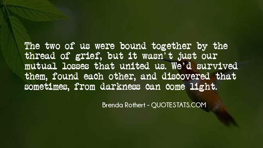Brenda Rothert Quotes Sayings