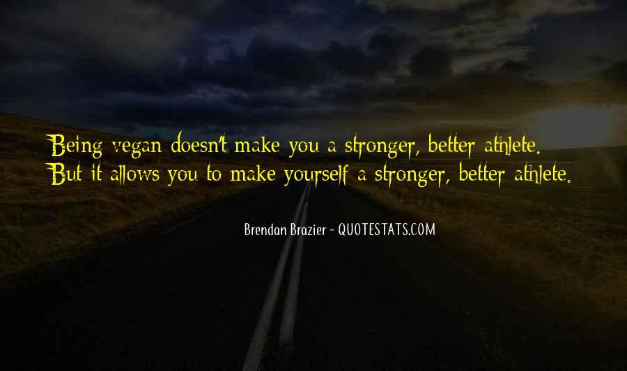 Brendan Brazier Quotes #1186119