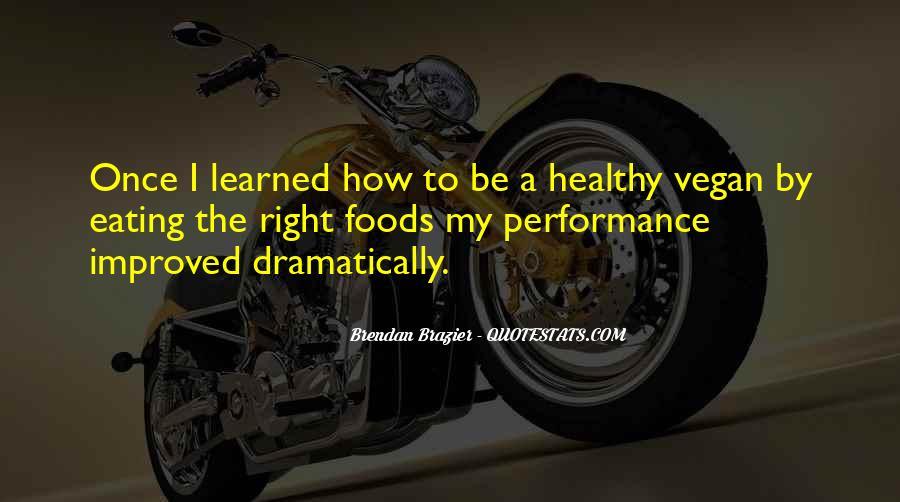 Brendan Brazier Quotes #915307