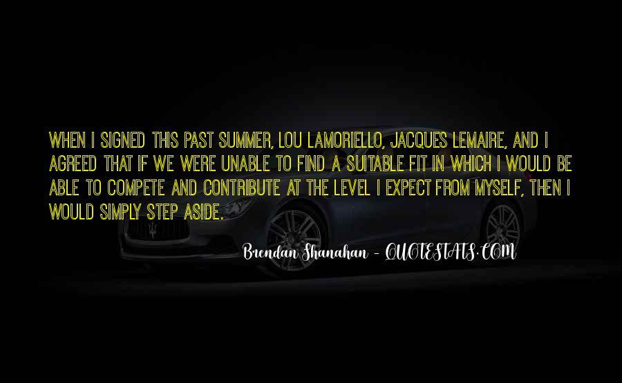Brendan Shanahan Quotes #672193