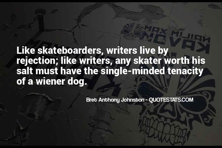Bret Anthony Johnston Quotes #1418003