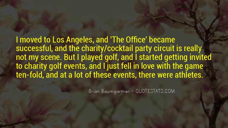 Brian Baumgartner Quotes #1741923