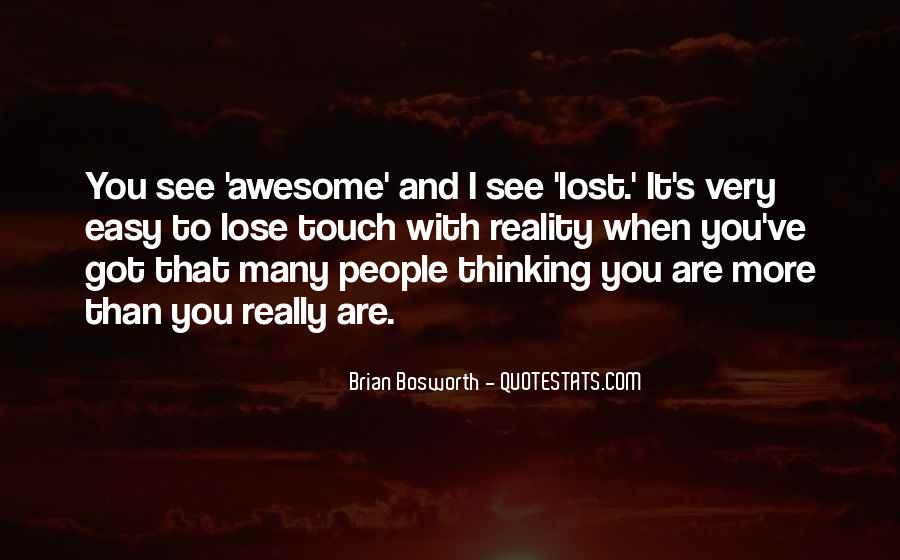 Brian Bosworth Quotes #1003650